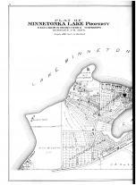 Minnetonka Lake Property 2 - Left, Hennepin and Ramsey Counties 1898